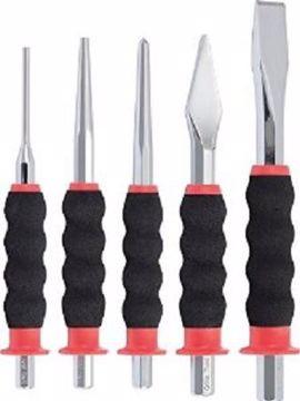 Immagine di Set di scalpelli e punzoni 156.0240 KS TOOLS