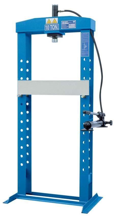 Pressa idraulica 154 omcn vendita on line attrezzature for Pressa idraulica per officina