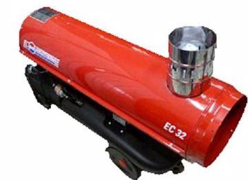 Immagine di Generatore d'aria calda a gasolio EC 32 BM2