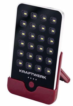 Immagine di Lampada tascabile ultrapiatta 32055 KRAFTWERK