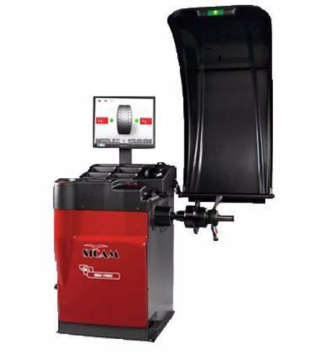 Immagine di Equilibratrice elettronica SBM V 660 A SICAM