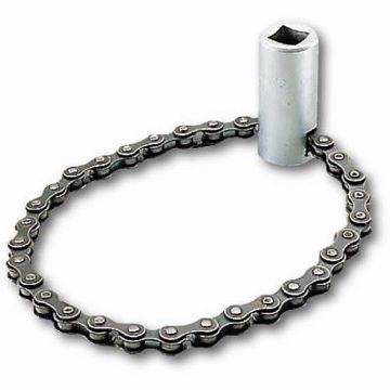 Immagine di Chiave a catena per filtri olio (con bussola)  445 K USAG