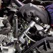 Immagine di 6 chiavi per raccordi tubi iniettori  884 C/S6 USAG