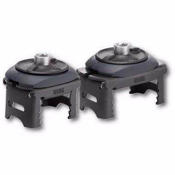 Immagine di Serie di 2 chiavi autoserranti per filtri olio  446 E/SE2 USAG