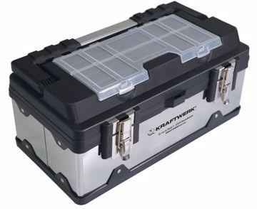 Immagine di Box attrezzi acciaio inossidabile KRAFTWERK 3953