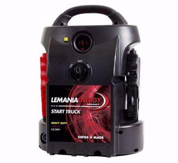 Immagine di AVVIATORE PER AUTO CAMION P2/ST-6400 LEMANIA ENERGY